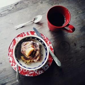Christineshoots breakfast at Ashokan Dreams